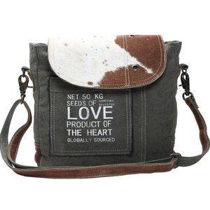 Handbags - HAIRON FLAP SHOULDER BAG